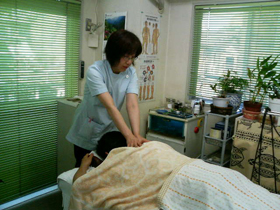 はり・灸・指圧のリカバリー代々木治療室